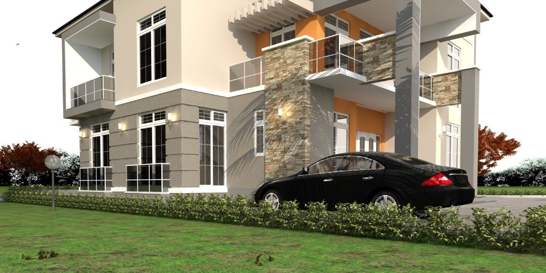 5Bedroom Design Kubwa - 1