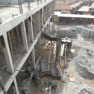 Design & Building of 28 Units of 3Bedroom Luxury Apartment Durumi - 2