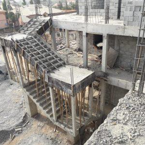 Design & Building of 28 Units of 3Bedroom Luxury Apartment Durumi - 3