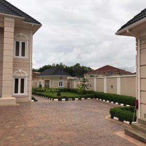 Design & Builing - 5Bedroom Mansion Kado Jahi District Abuja 2018 - 3