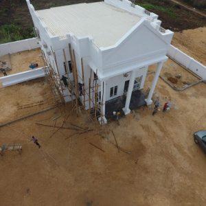 Designed & Construction -Country Home Adagbabi Bayelsa State 2018 - 3
