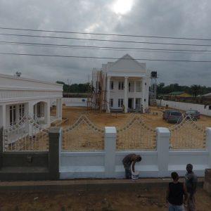 Designed & Construction -Country Home Adagbabi Bayelsa State 2018 - 5