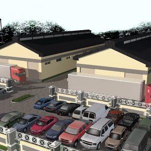 Warehouse Design & Construction Kaduna - 1