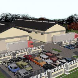 Warehouse Design & Construction Kaduna - 2