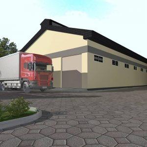 Warehouse Design & Construction Kaduna - 4
